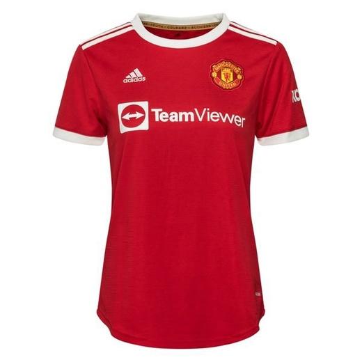 Манчестер Юнайтед домашняя футболка женская 2021-2022